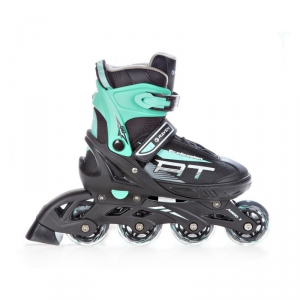 Rolki Raven Profession (black/mint)