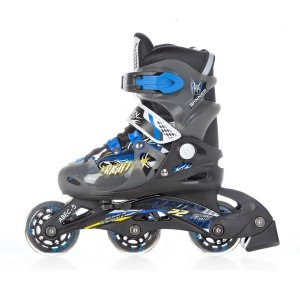 Rolki Raven Winner 2w1 (grey/blue)